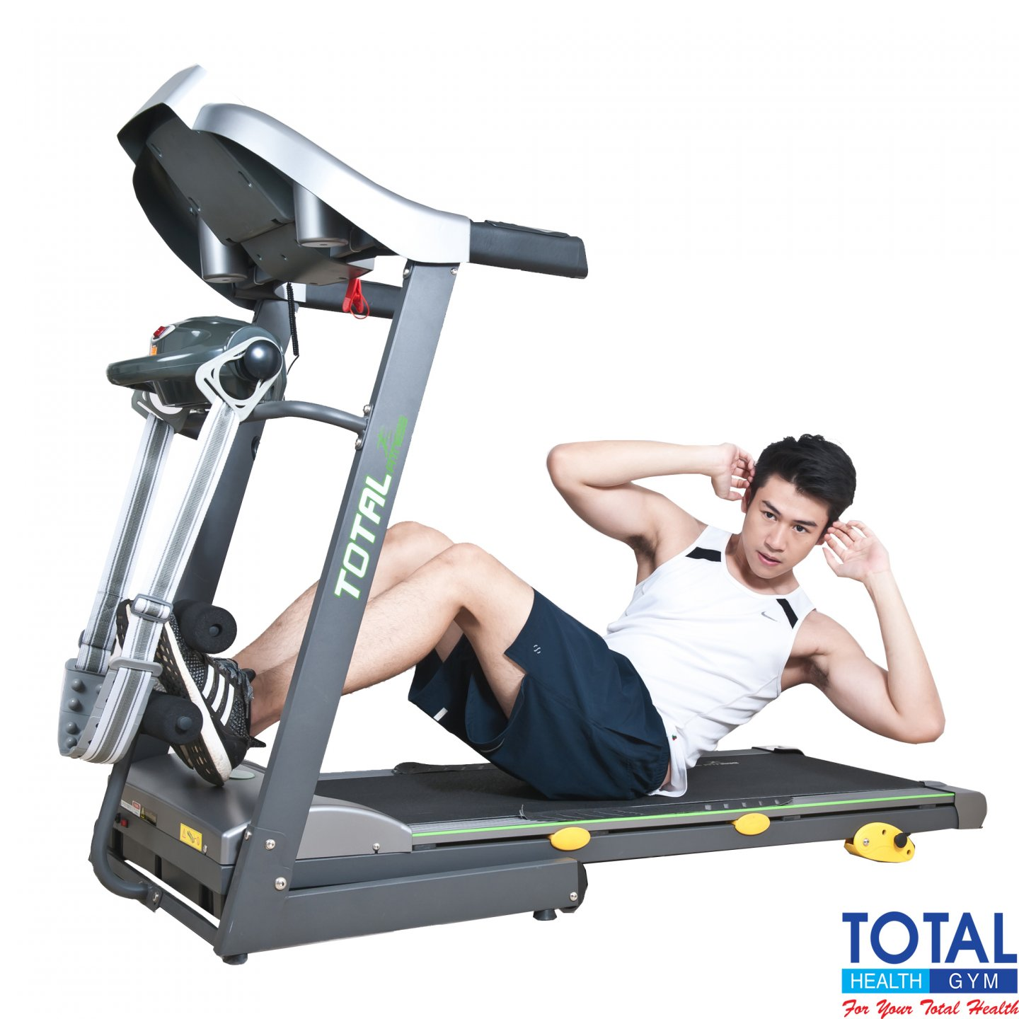 TL-288 - Treadmill Listrik - Manual Incline | Treadmill